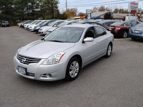 2012 Nissan Altima 4 Dr Sedan 2 5 S for Sale in New