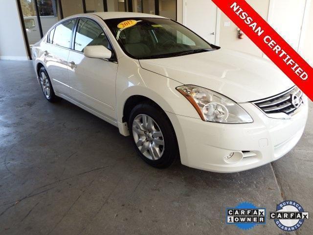 2012 Nissan Altima 4d Sedan 2 5 For Sale In Titusville