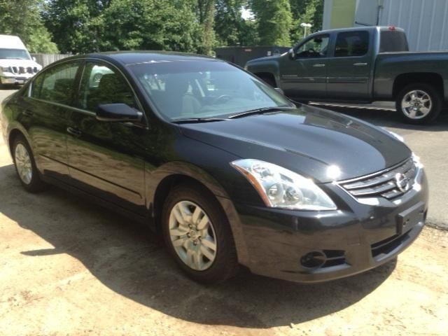 2012 nissan altima 4d sedan 2 5 s for sale in fenwick connecticut classified. Black Bedroom Furniture Sets. Home Design Ideas