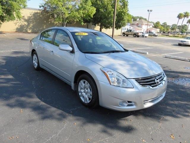 2012 nissan altima 4d sedan 2 5 s for sale in titusville florida classified. Black Bedroom Furniture Sets. Home Design Ideas
