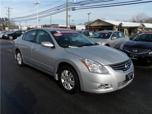 2012 Nissan Altima 4dr Car 2.5 S