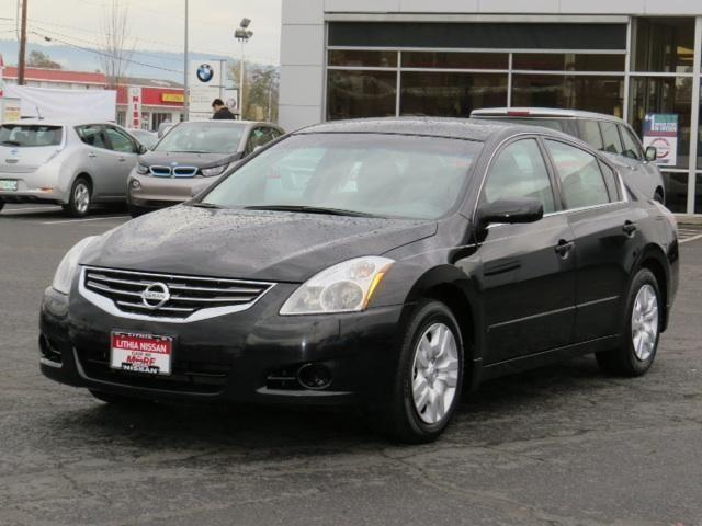 2012 nissan altima 4dr car for sale in medford oregon classified. Black Bedroom Furniture Sets. Home Design Ideas