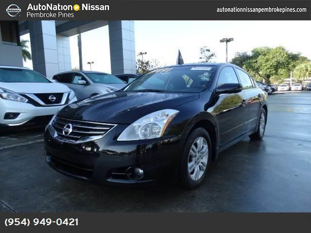 2012 nissan altima for sale in hollywood florida classified. Black Bedroom Furniture Sets. Home Design Ideas