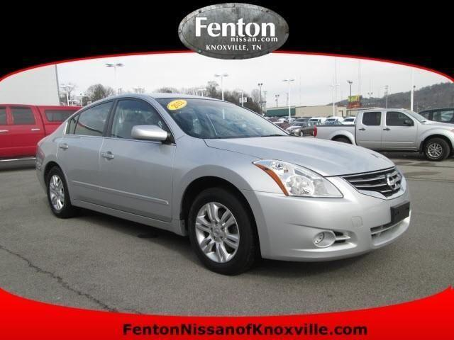 2012 nissan altima sedan 2 5 s for sale in knoxville tennessee classified. Black Bedroom Furniture Sets. Home Design Ideas