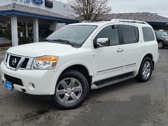 2012 nissan armada 4dr 4x4 for sale in roseburg oregon classified. Black Bedroom Furniture Sets. Home Design Ideas