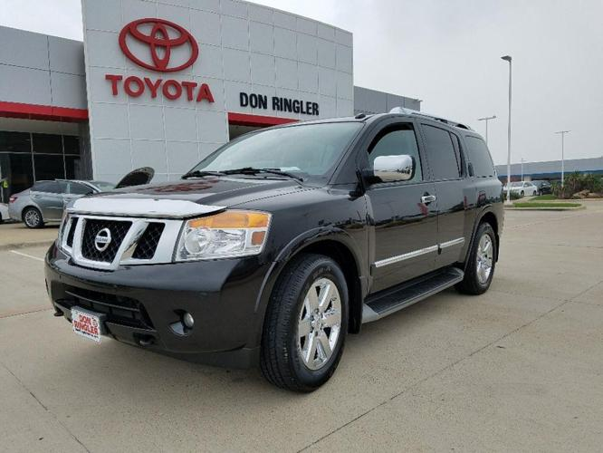 2012 nissan armada platinum 4x2 platinum 4dr suv for sale in temple texas classified. Black Bedroom Furniture Sets. Home Design Ideas