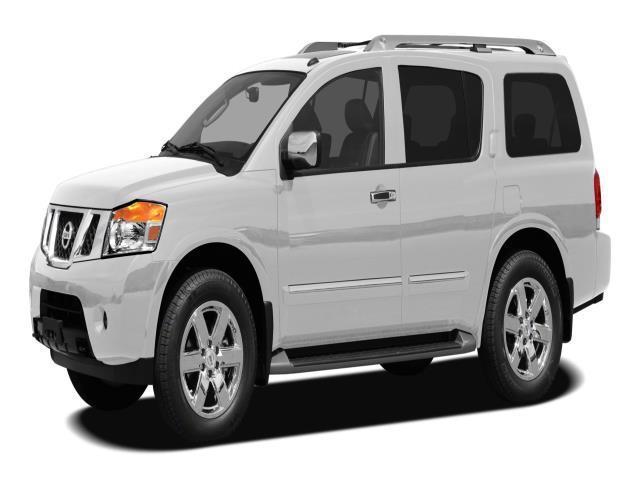 2012 Nissan Armada Platinum 4x4 Platinum 4dr SUV