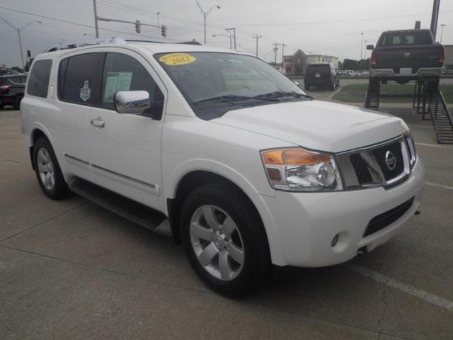 2012 nissan armada sl 4x2 sl 4dr suv for sale in enid oklahoma classified. Black Bedroom Furniture Sets. Home Design Ideas