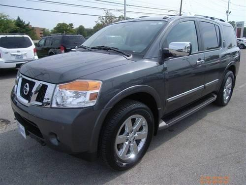2012 nissan armada sport utility platinum for sale in lexington kentucky classified. Black Bedroom Furniture Sets. Home Design Ideas