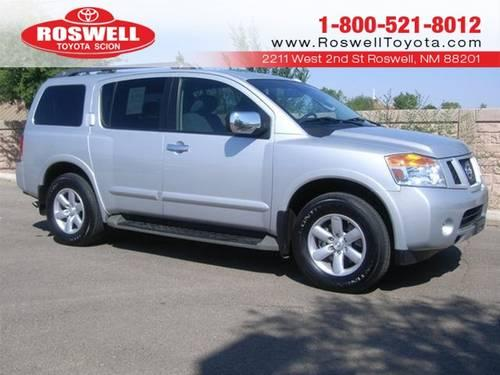 2012 nissan armada suv sv for sale in elkins new mexico classified. Black Bedroom Furniture Sets. Home Design Ideas