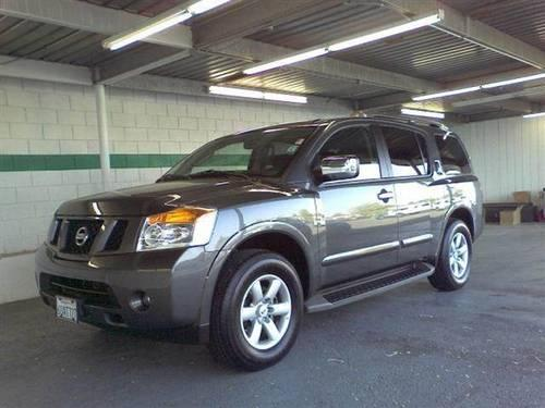 2012 nissan armada sv sport utility 4d for sale in rancho cordova california classified. Black Bedroom Furniture Sets. Home Design Ideas