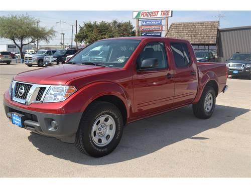 2012 nissan frontier 4x2 crew cab for sale in odessa texas classified. Black Bedroom Furniture Sets. Home Design Ideas
