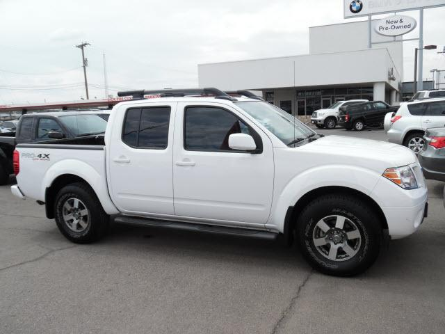 2012 nissan frontier 4x4 pro 4x 4dr crew cab swb pickup 6m for sale in el paso texas classified. Black Bedroom Furniture Sets. Home Design Ideas