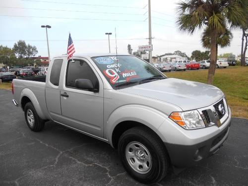 2012 nissan frontier king cab s for sale in venice florida classified. Black Bedroom Furniture Sets. Home Design Ideas