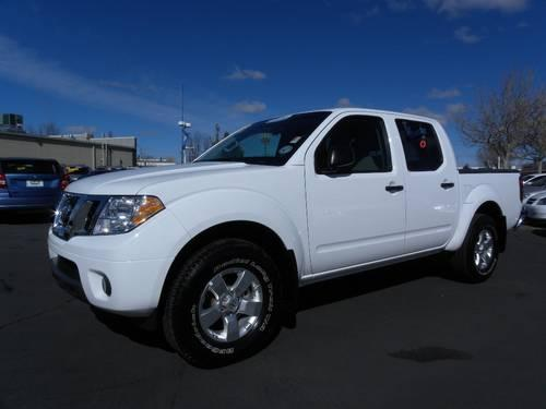 2012 nissan frontier pickup truck 4wd crew cab swb auto pro 4x for sale in reno nevada. Black Bedroom Furniture Sets. Home Design Ideas