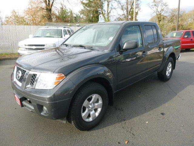 2012 Nissan Frontier S 4x2 S 4dr Crew Cab SWB Pickup 5A