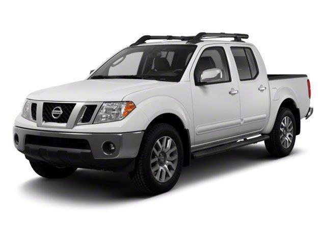 2012 Nissan Frontier S 4x2 S 4dr Crew Cab SWB Pickup 6M