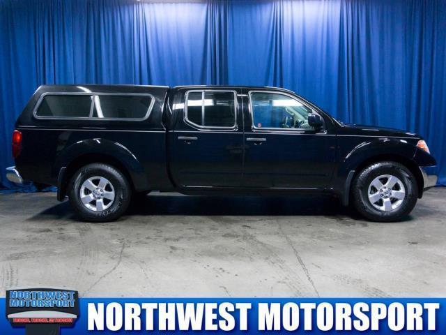 2012 Nissan Frontier Sv V6 4x4 Sv V6 4dr Crew Cab Lwb Pickup 5a For