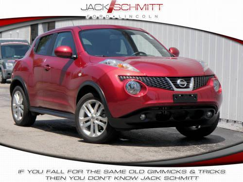 2012 nissan juke crossover sl awd for sale in collinsville illinois classified. Black Bedroom Furniture Sets. Home Design Ideas