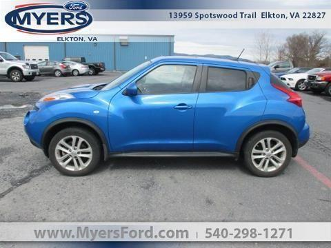 2012 nissan juke front wheel drive with limited slip differential 4 for sale in elkton virginia. Black Bedroom Furniture Sets. Home Design Ideas