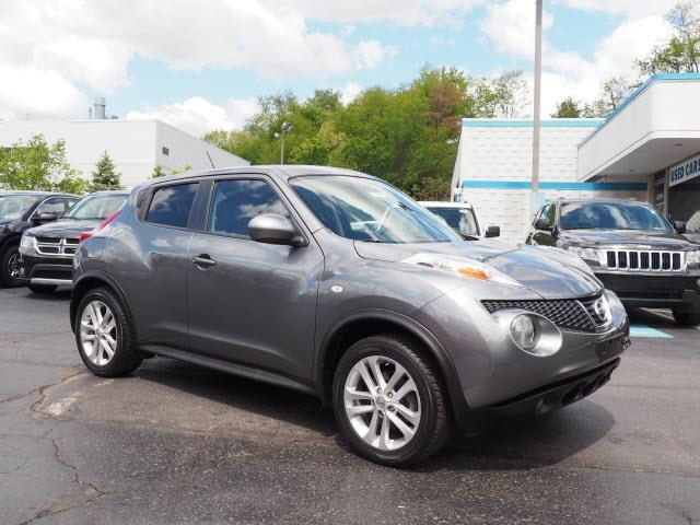 2012 Nissan JUKE S AWD S 4dr Crossover