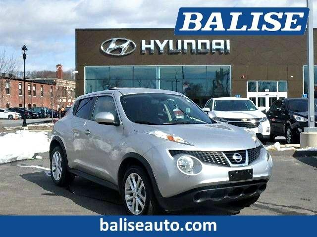2012 nissan juke s s 4dr crossover for sale in springfield massachusetts classified. Black Bedroom Furniture Sets. Home Design Ideas