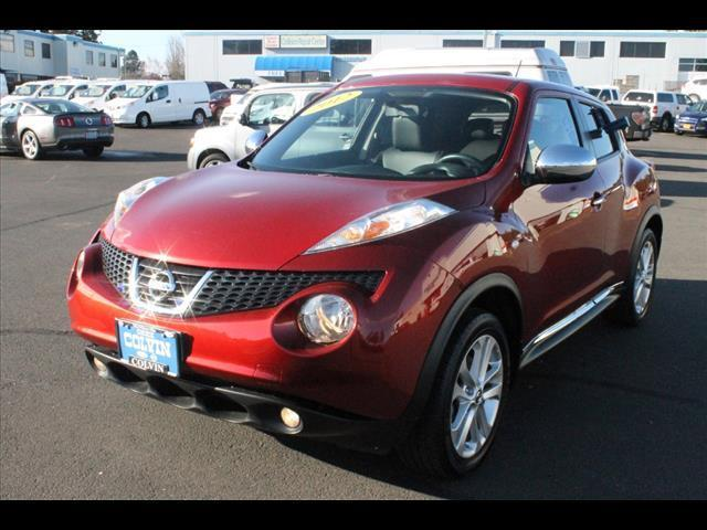 2012 nissan juke sl mcminnville or for sale in mcminnville oregon classified. Black Bedroom Furniture Sets. Home Design Ideas
