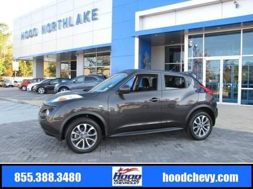 2012 Nissan Juke Station Wagon S For Sale In Claiborne
