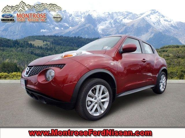 2012 nissan juke station wagon s for sale in colona for Flower motor company montrose co 81401