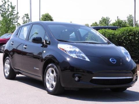 2012 nissan leaf 4 door hatchback for sale in for 80kw ac synchronous electric motor