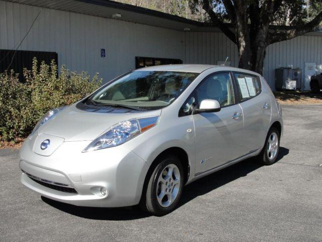 2012 Nissan Leaf SL 100% Electric Vehicle -Price Cut