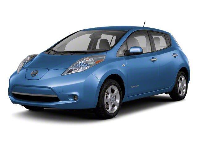 2012 Nissan LEAF SV SV 4dr Hatchback