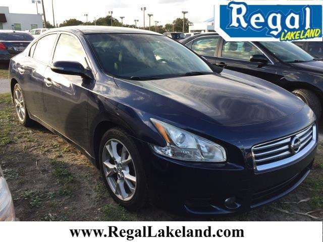 2012 nissan maxima 3 5 s 3 5 s 4dr sedan for sale in lakeland florida classified. Black Bedroom Furniture Sets. Home Design Ideas