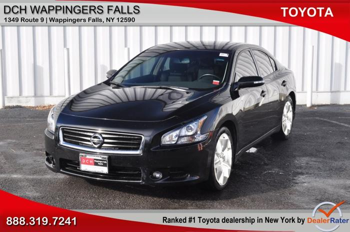 2012 nissan maxima 3 5 s 4dr sedan for sale in new hamburg new york classified. Black Bedroom Furniture Sets. Home Design Ideas
