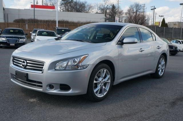 2012 nissan maxima 3 5 s 4dr sedan for sale in baltimore maryland classified. Black Bedroom Furniture Sets. Home Design Ideas