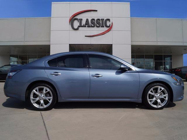 2012 nissan maxima 3 5 sv 3 5 sv 4dr sedan for sale in denton texas classified. Black Bedroom Furniture Sets. Home Design Ideas