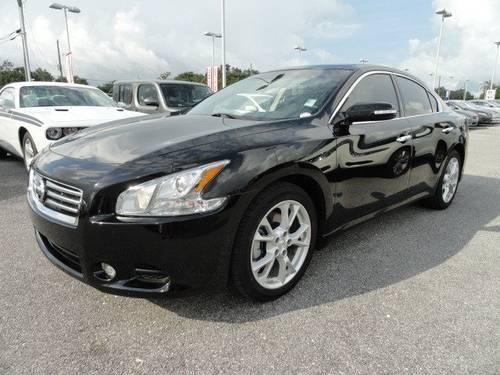 2012 nissan maxima 4dr car 3 5 sv for sale in pensacola florida classified. Black Bedroom Furniture Sets. Home Design Ideas