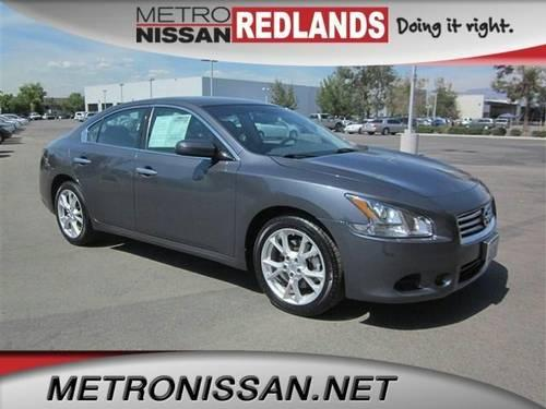 2012 Nissan Maxima 4dr Car 4dr Sdn V6 Cvt 3 5 S For Sale
