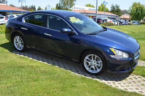 2012 nissan maxima 4dr sdn v6 cvt 3 5 s for sale in vallejo california classified. Black Bedroom Furniture Sets. Home Design Ideas