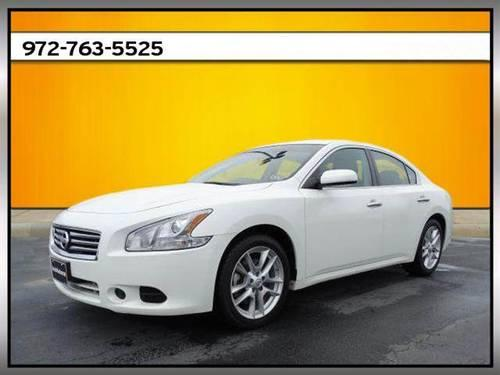 2012 nissan maxima for sale in dallas texas classified. Black Bedroom Furniture Sets. Home Design Ideas