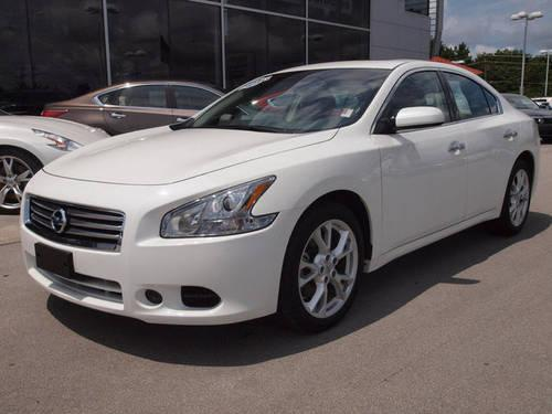 2012 nissan maxima s for sale in knoxville tennessee classified. Black Bedroom Furniture Sets. Home Design Ideas