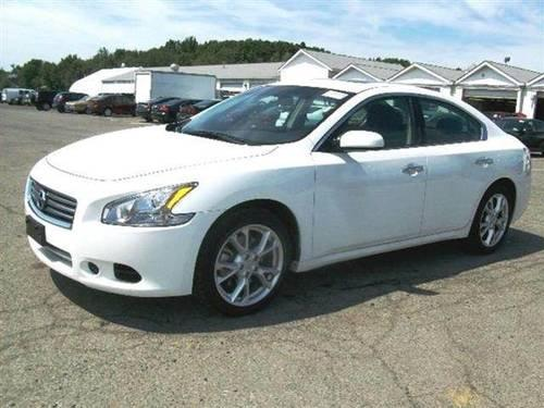 2012 nissan maxima s sedan 4d for sale in milford. Black Bedroom Furniture Sets. Home Design Ideas