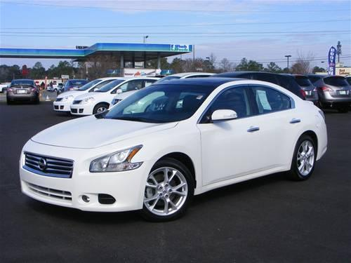 2012 nissan maxima sedan 3 5 for sale in dublin georgia classified. Black Bedroom Furniture Sets. Home Design Ideas