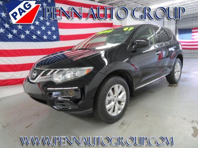 2012 Nissan Murano S AWD S 4dr SUV