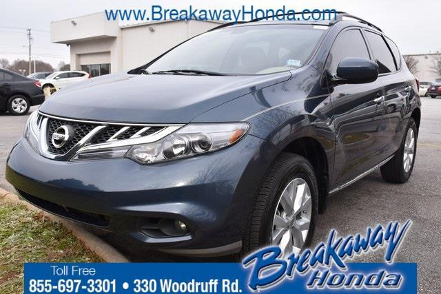 2012 Nissan Murano S S 4dr SUV