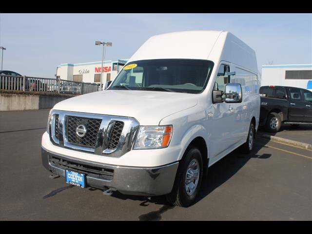 2012 nissan nv cargo mcminnville or for sale in for Larsen motors mcminnville oregon