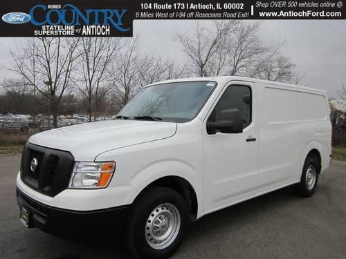 2012 nissan nv1500 cargo van s for sale in antioch illinois classified. Black Bedroom Furniture Sets. Home Design Ideas