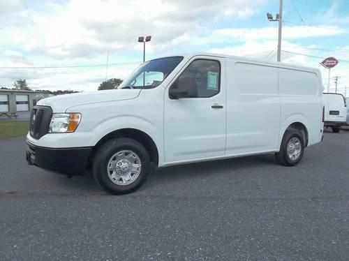 2012 nissan nv1500 full size cargo van for sale in bermudian pennsylvania classified. Black Bedroom Furniture Sets. Home Design Ideas