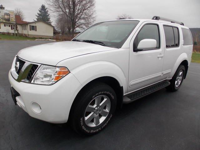 2012 Nissan Pathfinder 4x4 Le 4dr Suv For Sale In Great