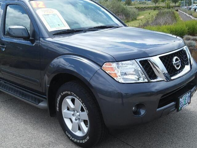 2012 nissan pathfinder for sale in medford oregon. Black Bedroom Furniture Sets. Home Design Ideas